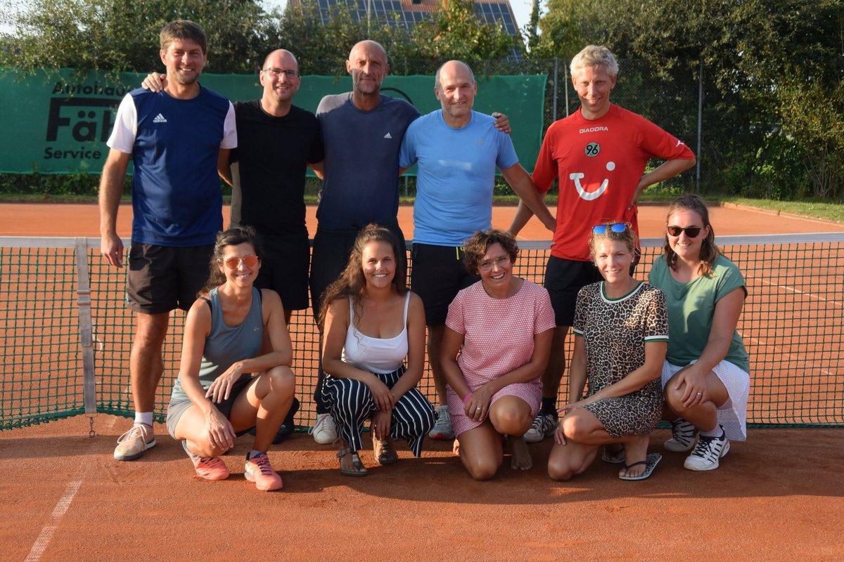 Endspielteilnehmer der Doppel- und Mixed-Meisterschaften 2020